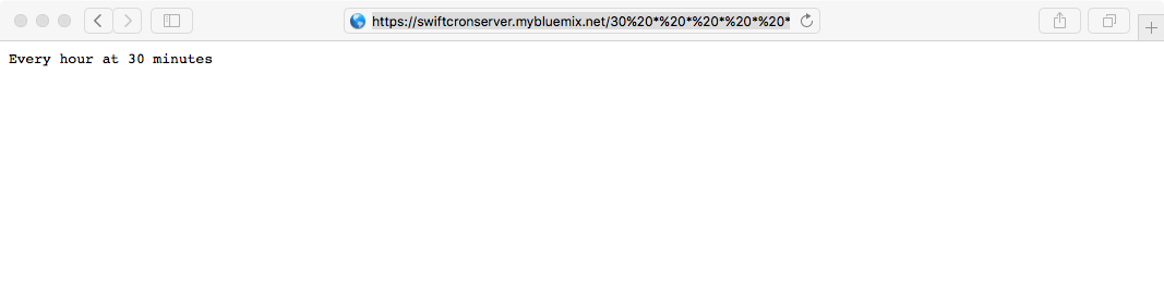 Server Side Swift With Kitura And Bluemix - The Coded Self
