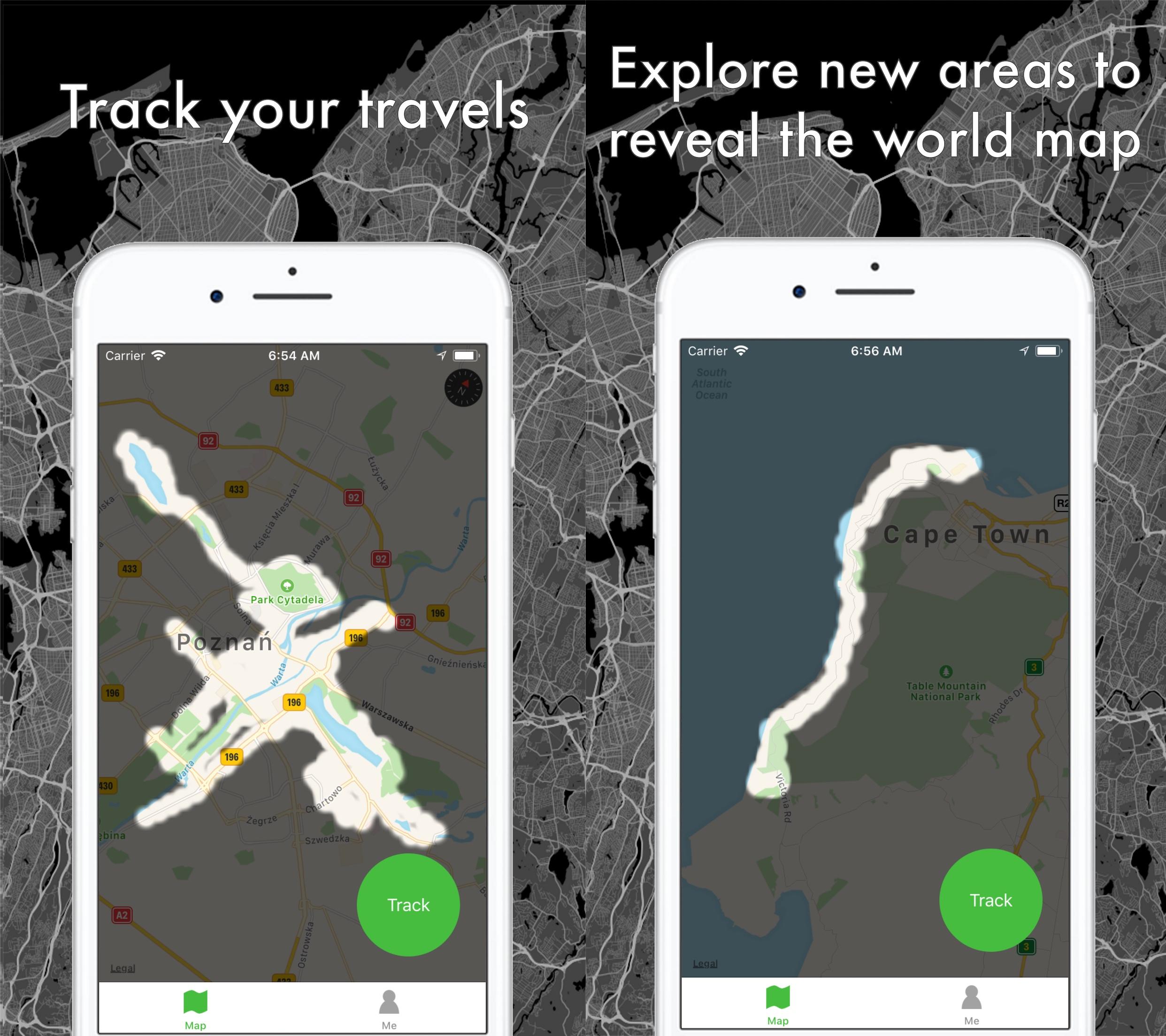 Traverse iOS App